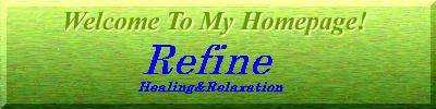 Refine~Healing&Relaxation